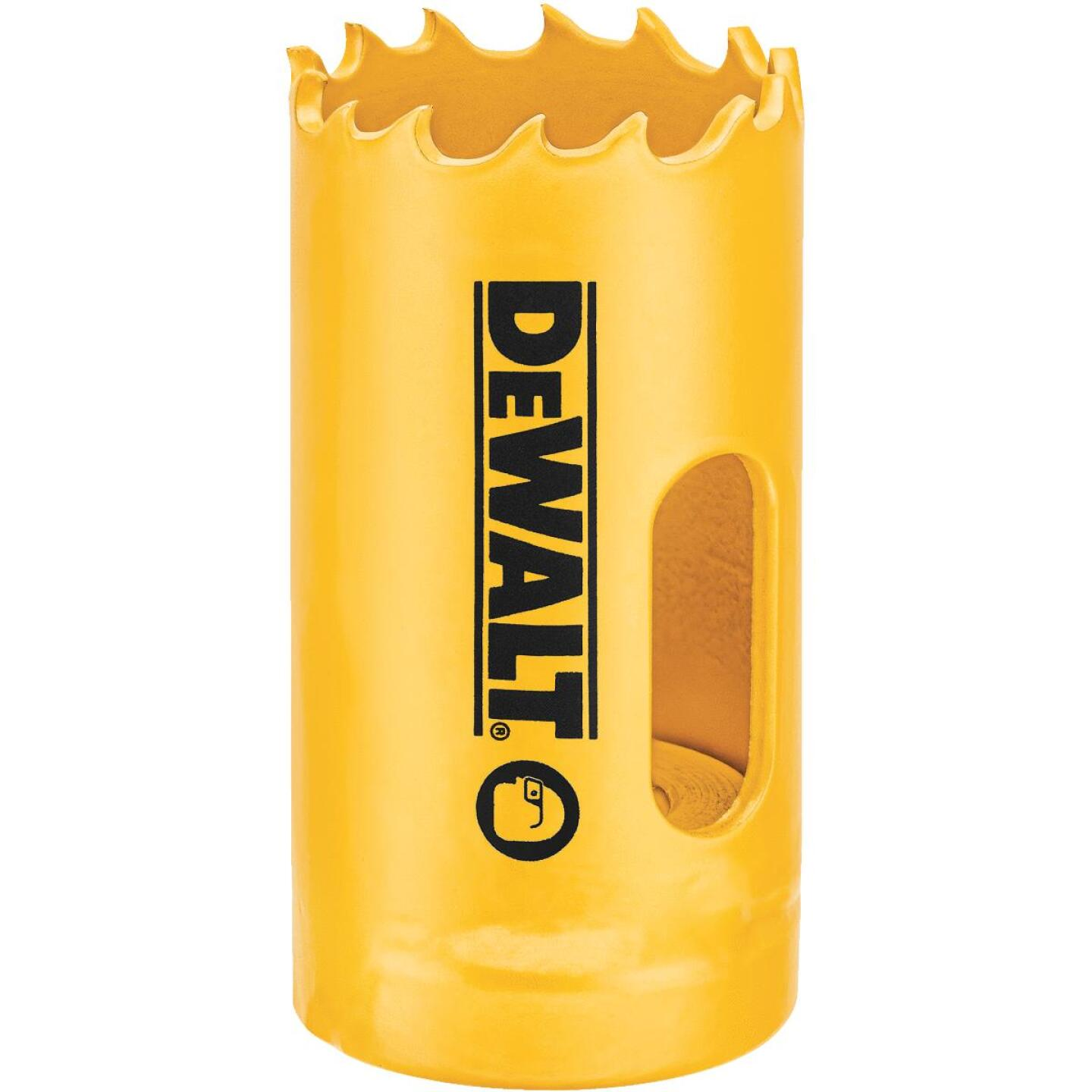 DeWalt 1 In. Bi-Metal Hole Saw Image 1