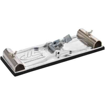 Marshalltown Die-Cast Aluminum 9-1/2 In. x 3-1/4 In. Pole Sander Head