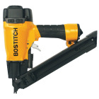 Bostitch 35 Degree 1-1/2 In. Paper Tape Strapshot Metal Connector Framing Nailer with Short Magazine Image 1