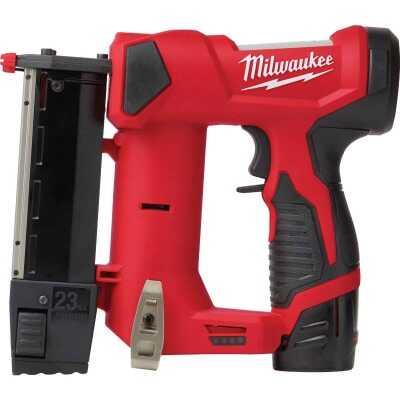 Milwaukee M12 23 Gauge Pin Nailer Kit