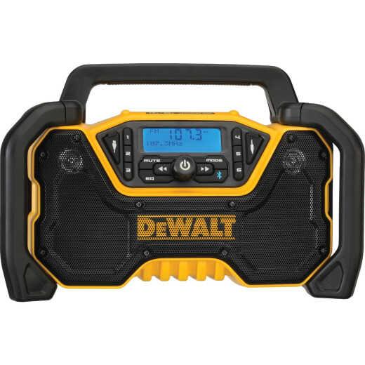 DeWalt 12/20 Volt MAX Bluetooth Cordless Jobsite Radio (Bare Tool)