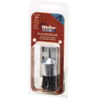 Weiler Vortec 1 In. Professional Shank-Mounted Drill-Mounted Wire Brush Image 2