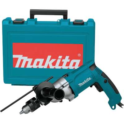 Makita 3/4 In. Keyed 6.6-Amp VSR Electric Hammer Drill