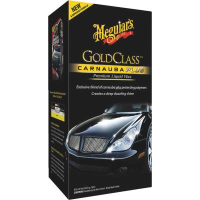 Meguiars Gold Class 16 oz Liquid Car Wax