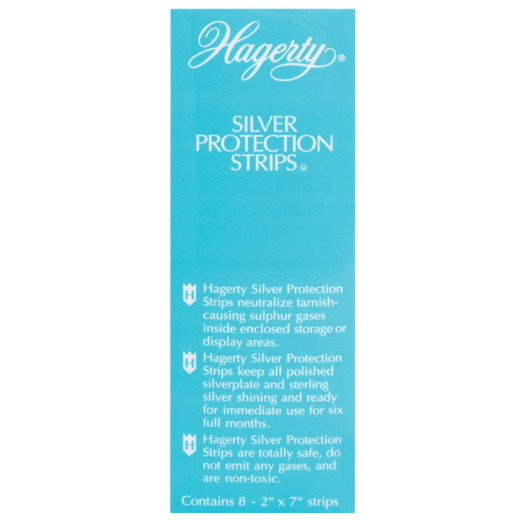 Hagerty Silver Protection Strips (8 Count)