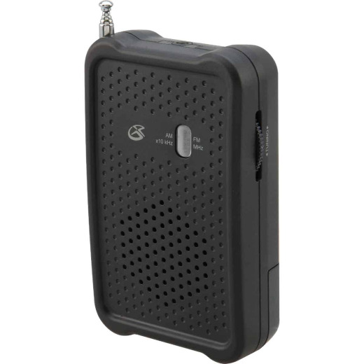 GPX AM/FM Portable Radio
