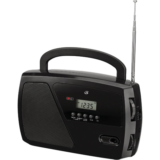 GPX AM/FM Shortwave Radio