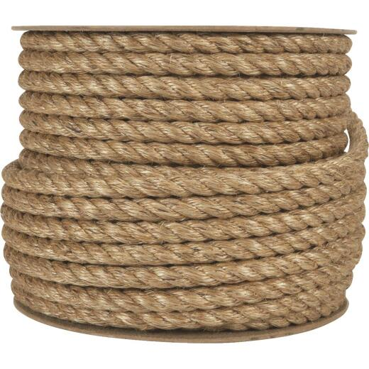 Do it 5/8 In. x 120 Ft. Tan Manila Fiber Rope