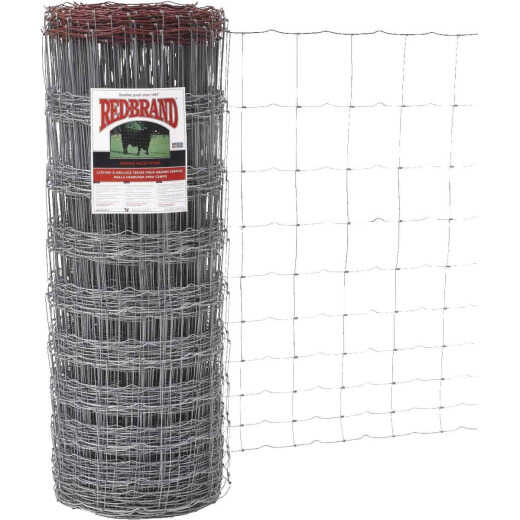 Keystone Red Brand 39 In. H. x 330 Ft. L. High-Tensile Steel Field Fence
