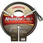 Neverkink Pro 3/4 In. Dia. x 100 Ft. L. Commercial Garden Hose Image 1
