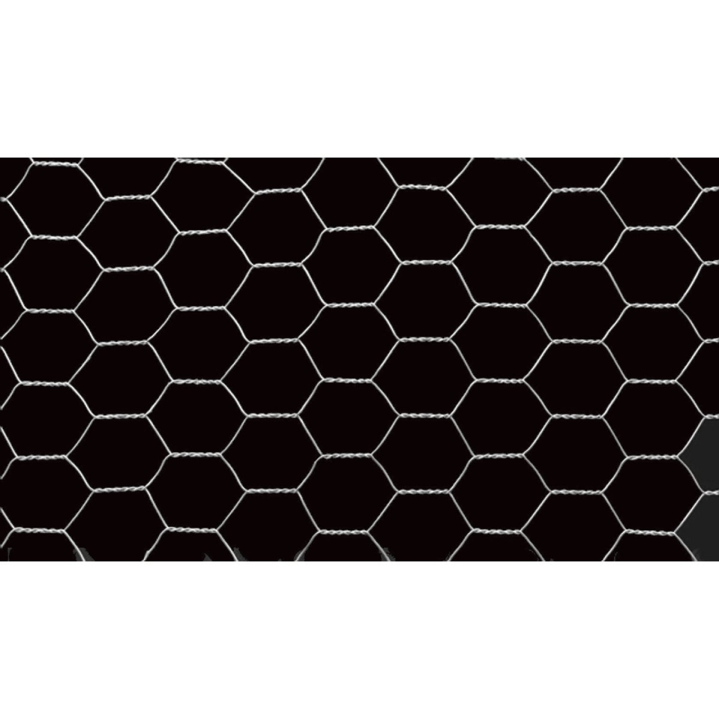 1/2 In. x 36 In. H. x 10 Ft. L. Hexagonal Wire Poultry Netting Image 4