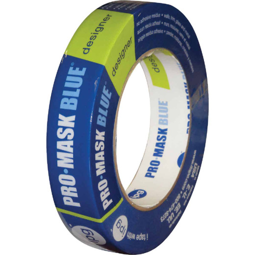 IPG ProMask Blue 0.94 In. x 60 Yd. Designer Masking Tape