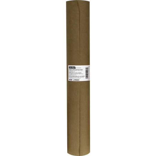 Trimaco 18 In. x 180 Ft. Brown Masking Paper