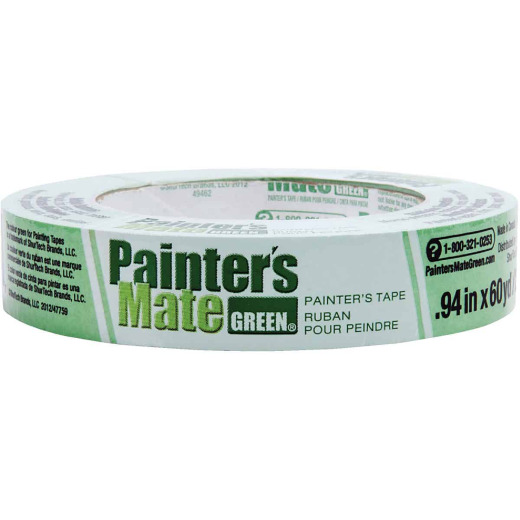 Painter's Mate Green 0.94 In. x 60 Yd. Masking Tape